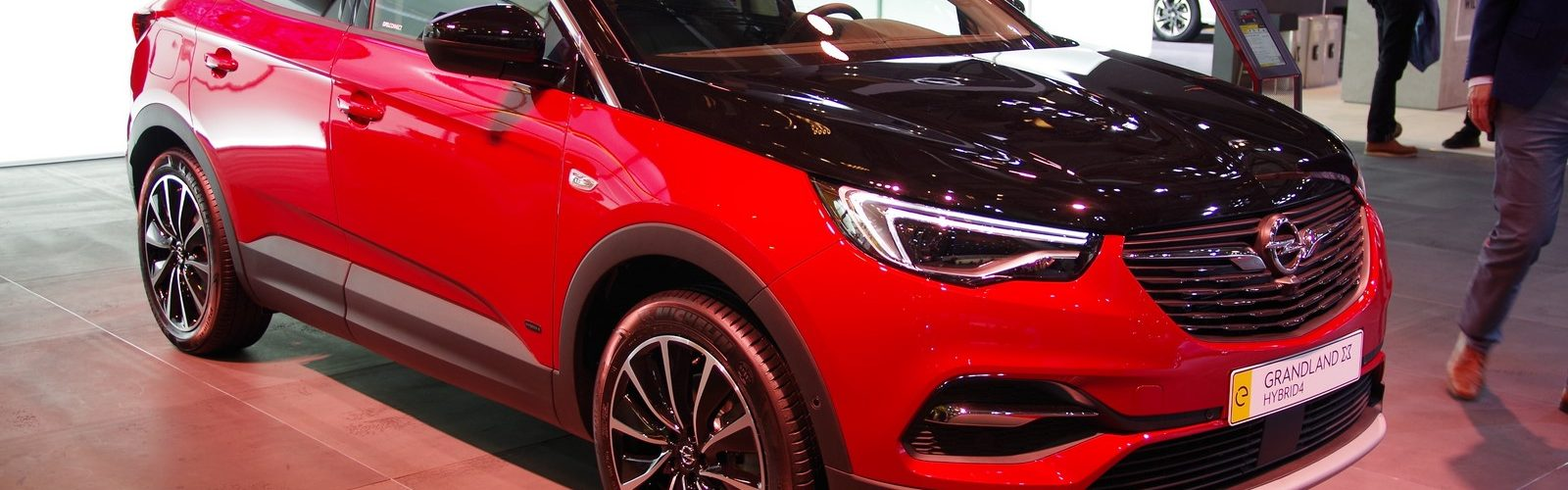 Opel Grandland X Hybrid 4 Francfort 2019 LNA FM 7