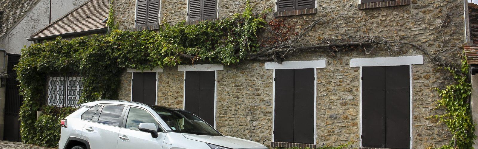 Essai Toyota Rav4 2WD i Lounge