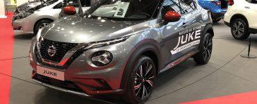 Nissan Juke Salon Lyon 1