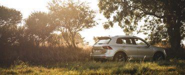 Essai VW Tiguan 1.5 TSI 150 DSG 7 EVO face laterale 2