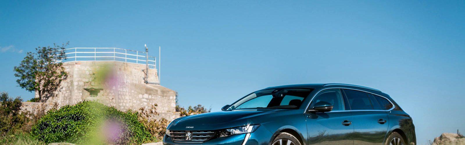 LNA 1905 Peugeot 508 SW Allure BlueHDI 130 Tete de Chien 15