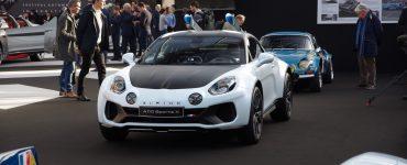 FAI 2020 Alpine A110 Sports X LNA FM 12