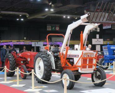 Retromobile 2020 Tracteurs LNA FM 47
