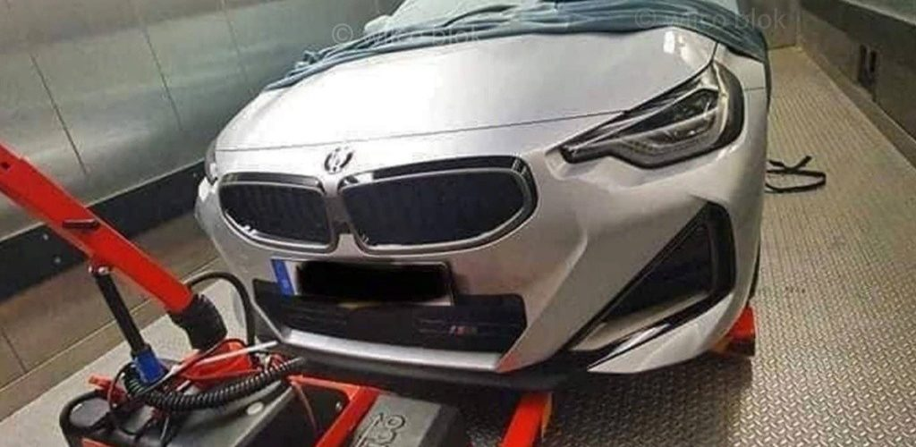 bmw serie 2 coupe 1