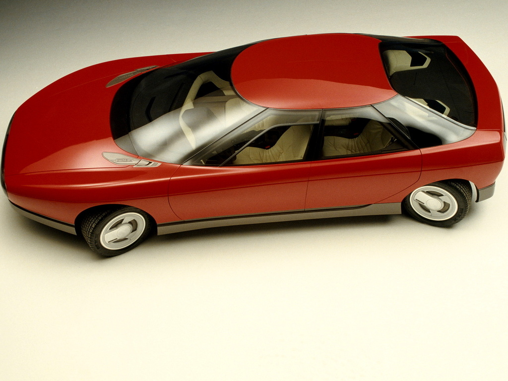 Citroen Activa Concept profil