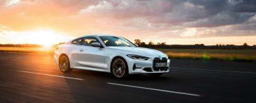 nouvelle BMW Série 4 2020 Coupé