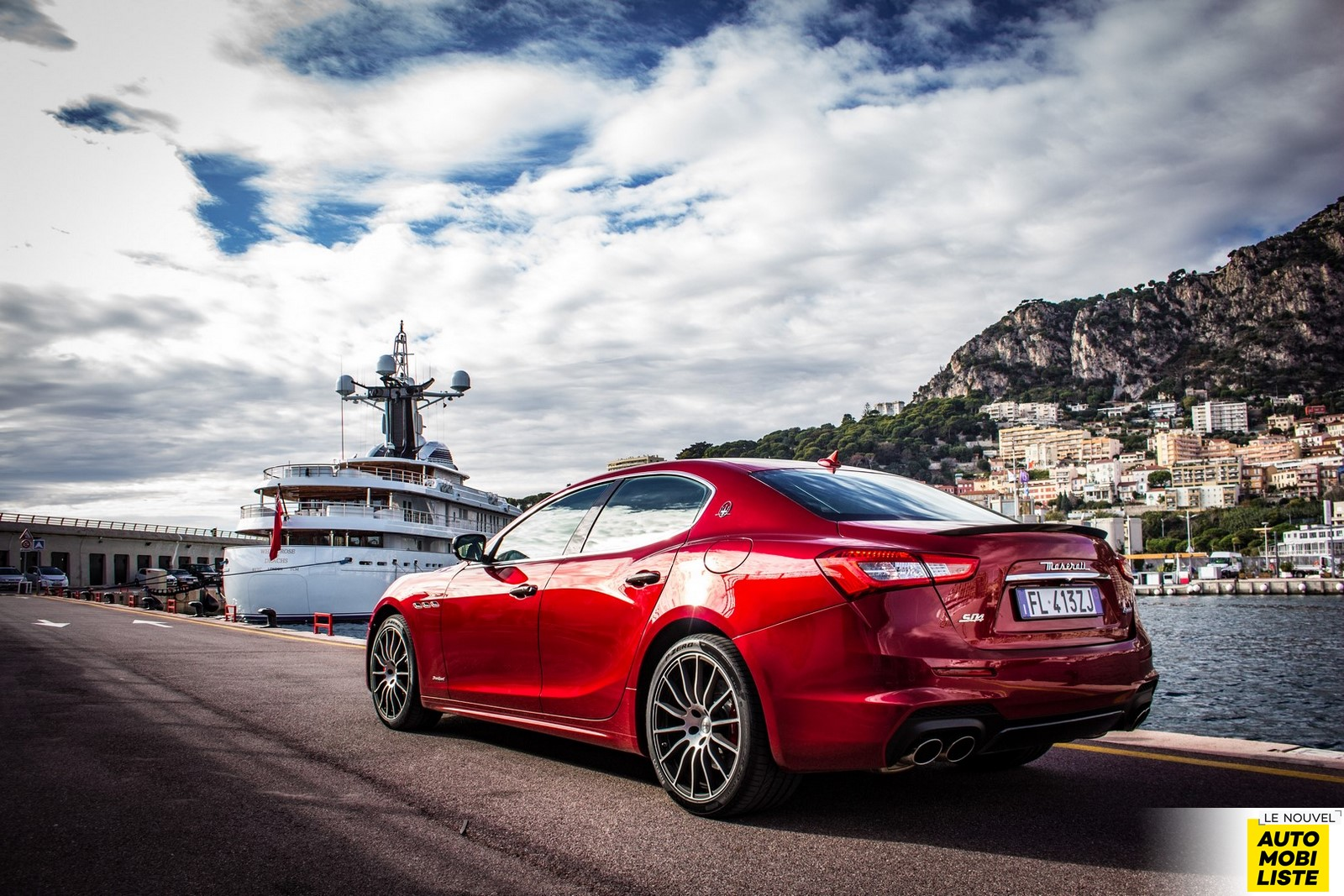 Essai Maserati Ghibli SQ4 2018 LeNouvelAutomobiliste 321