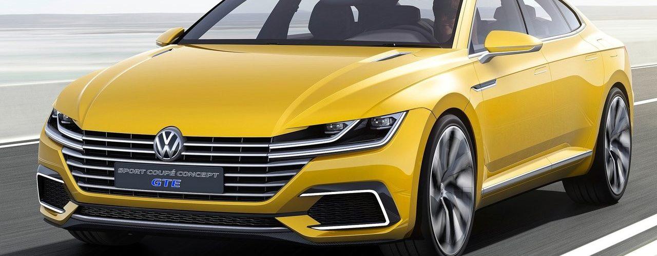 Volkswagen Sport Coupé GTE Concept 2015