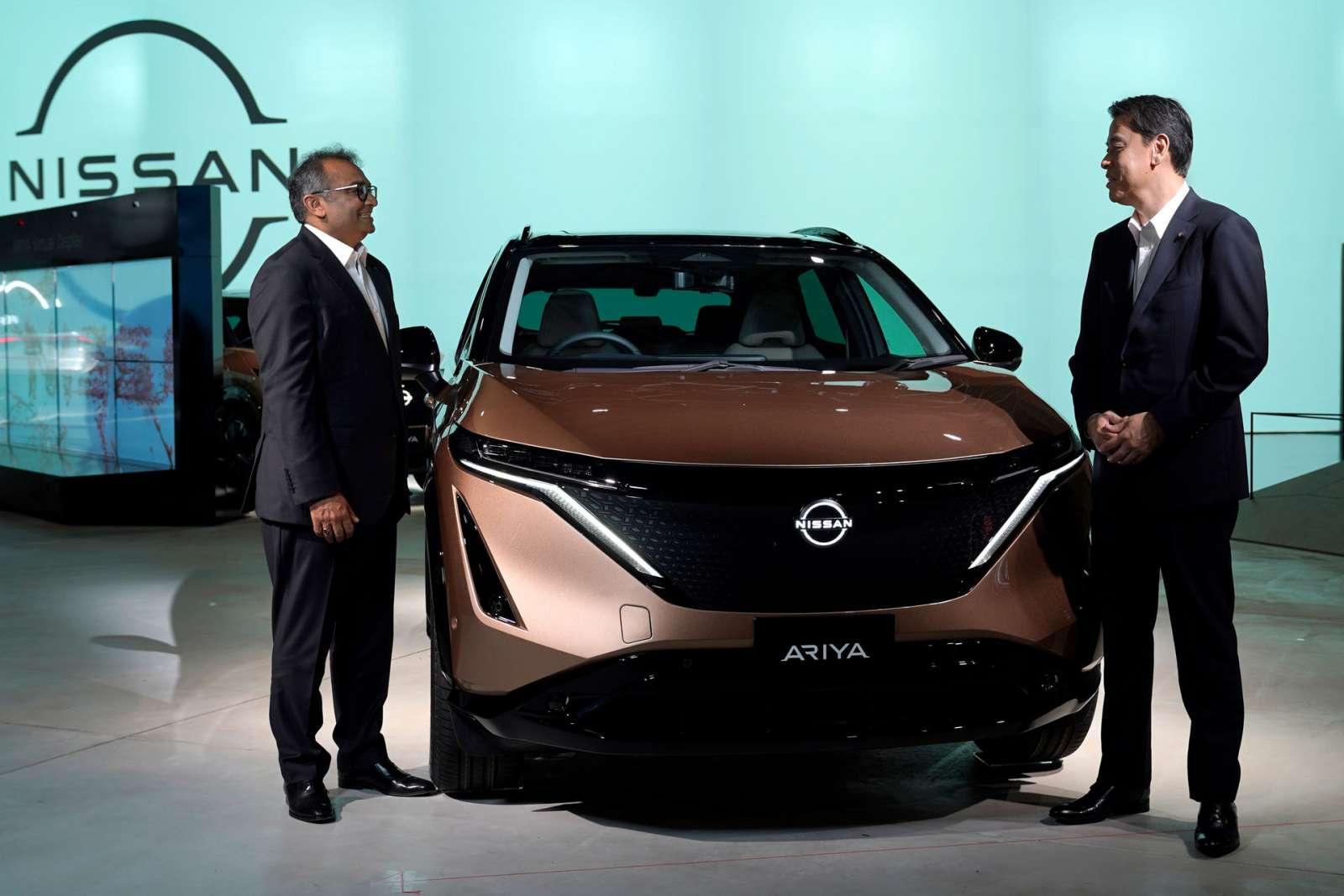 Nissan Ariya 2020 électrique SUV