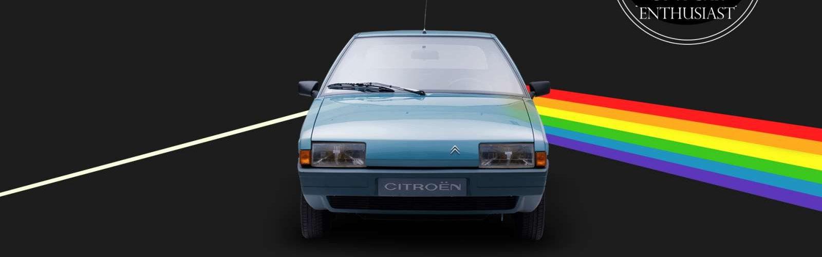 Citroën BX Le Nouvel Automobiliste
