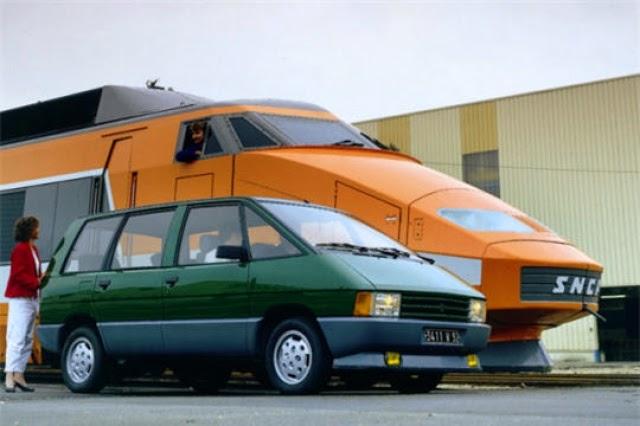 Renault Espace TGV