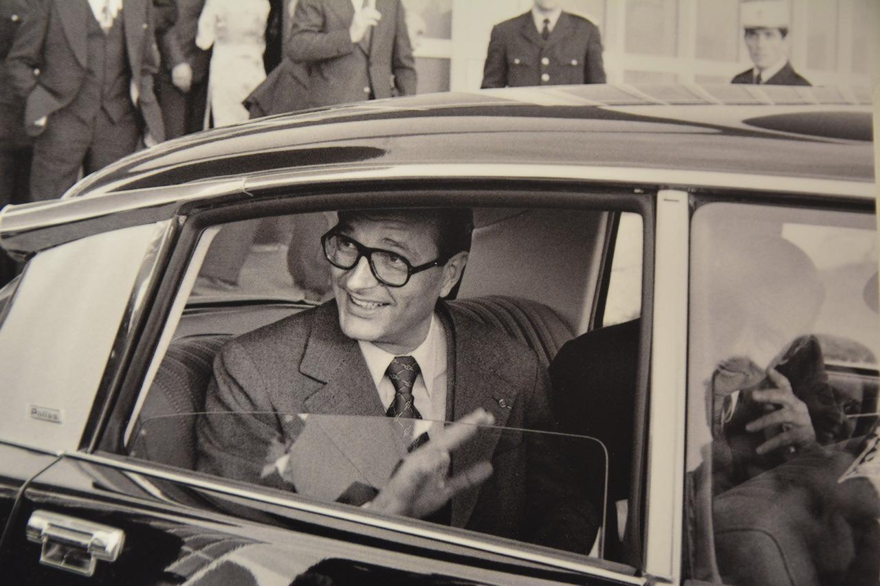 Chirac DS Citroen