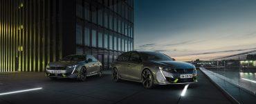 Peugeot 508 Peugeot Sport Engineered PSE 2020 3