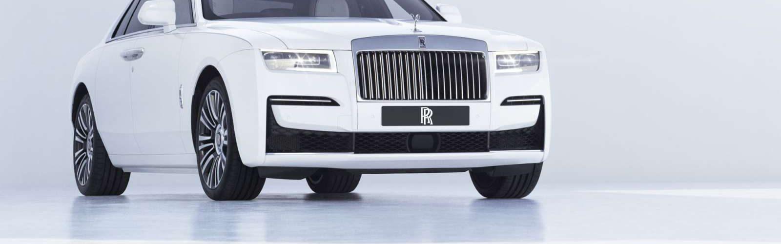 Rolls Royce Ghost 2021 1