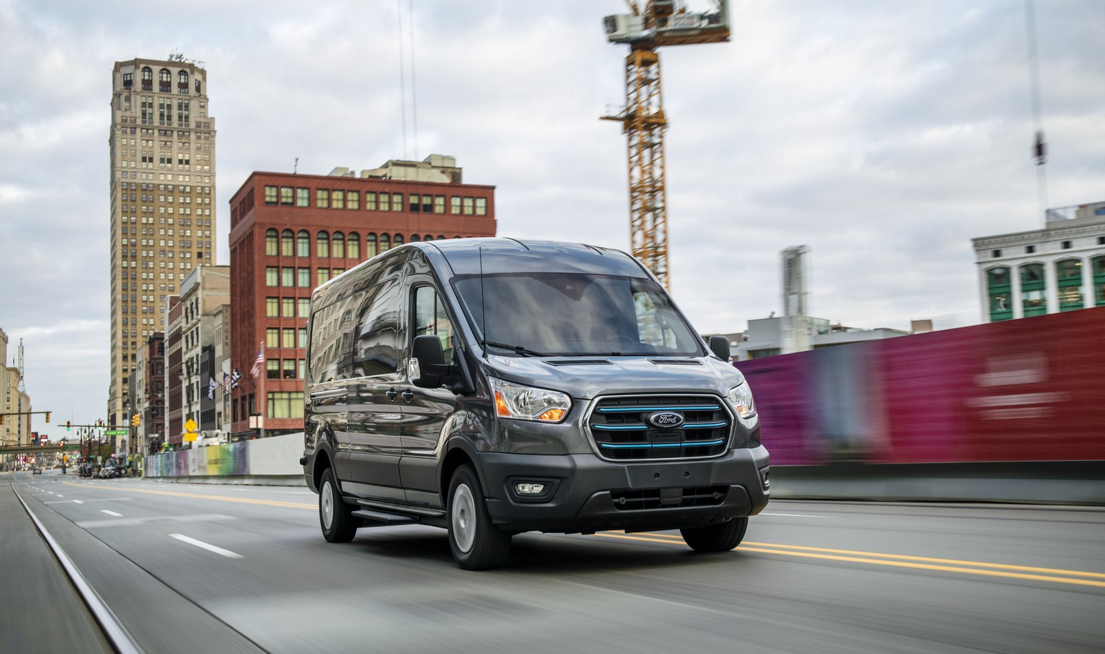 All New Ford E Transit 13 Copy