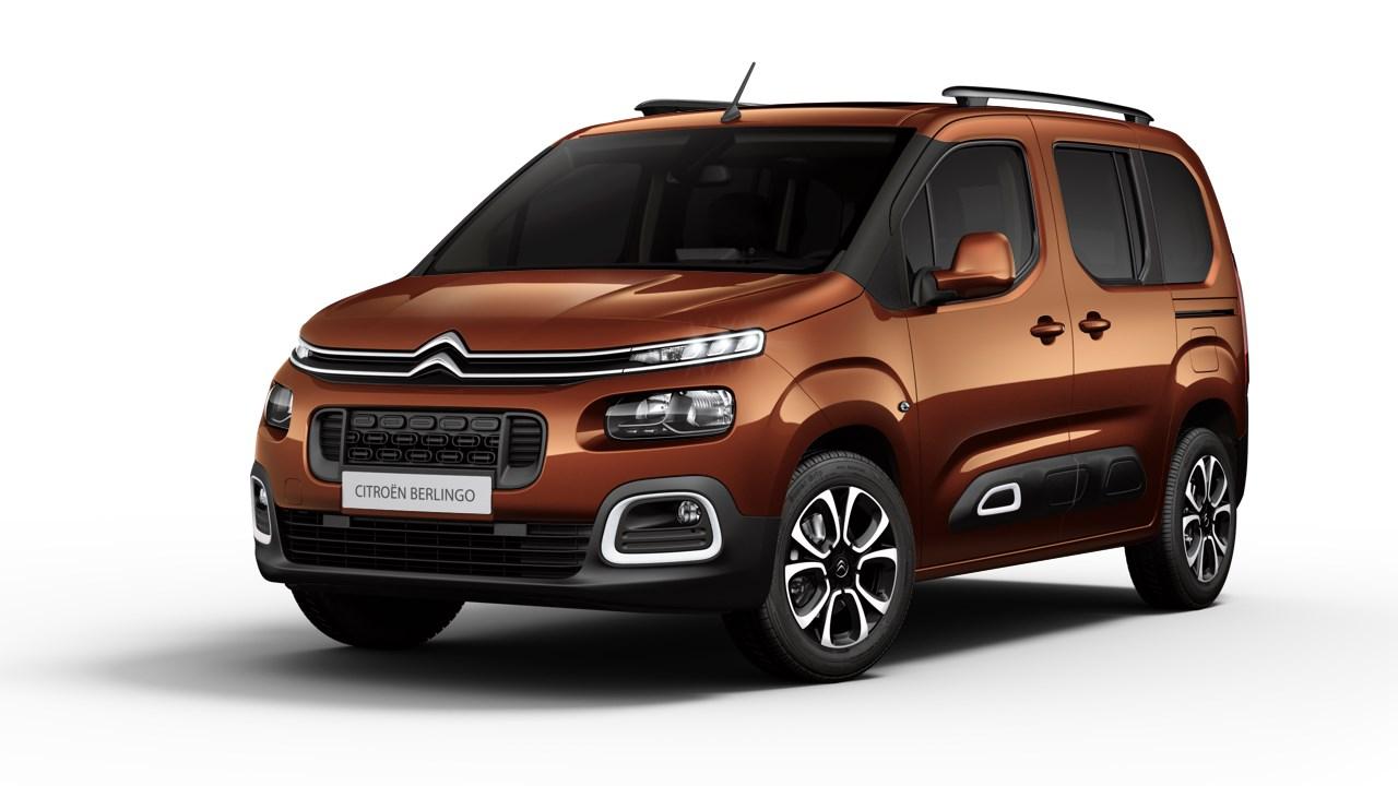 Citroën Berlingo Shine Metallic Copper