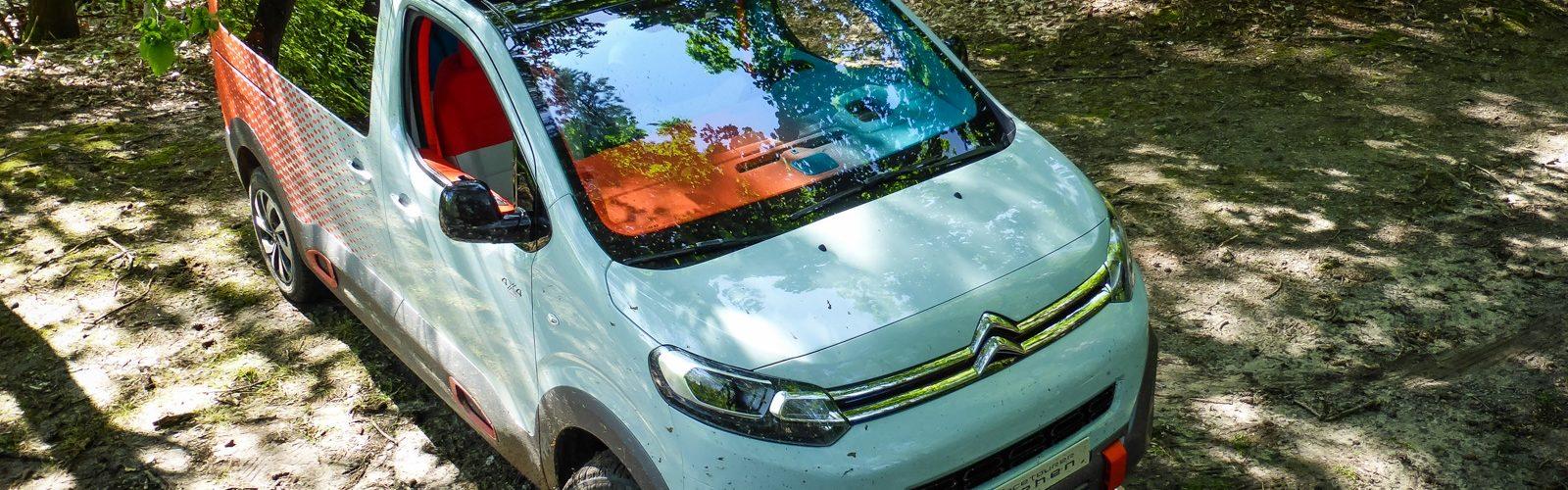 Citroën SpaceTourer Hyphen Concept Dangel
