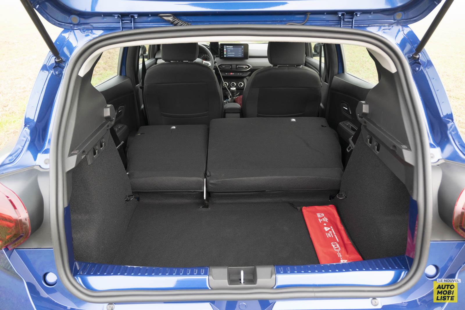 LNA 2011 Dacia Sandero TCe90 Comfort Coffre 008