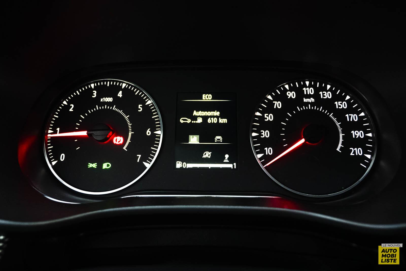 LNA 2011 Dacia Sandero TCe90 Comfort Compteur 001