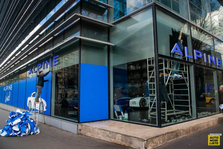 Studio Alpine Boulogne-Billancourt