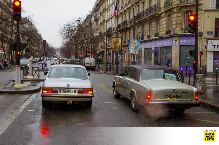 Traversée de Paris hivernale 2017