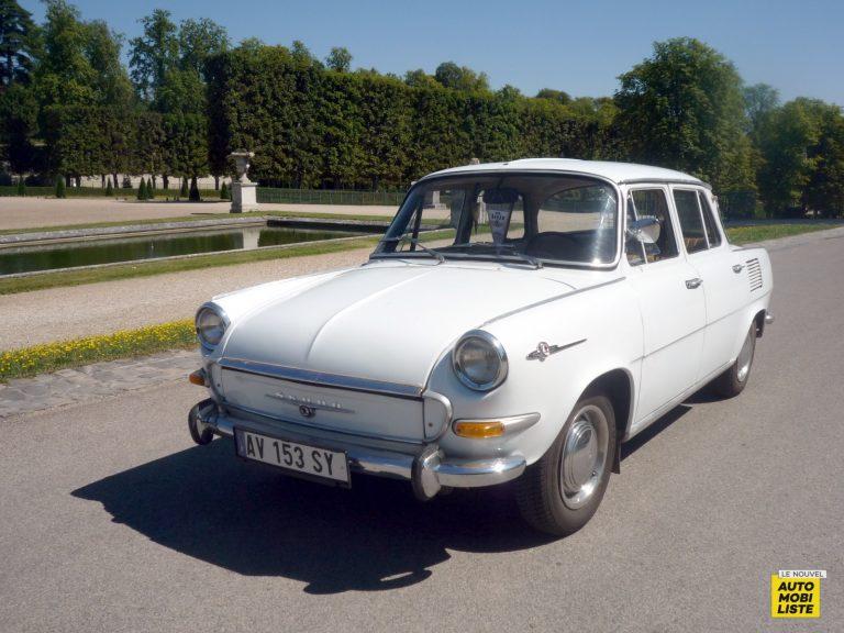 Škoda 1000 MBG
