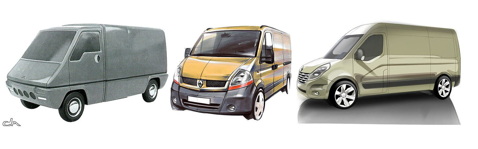 Couv Renault Master