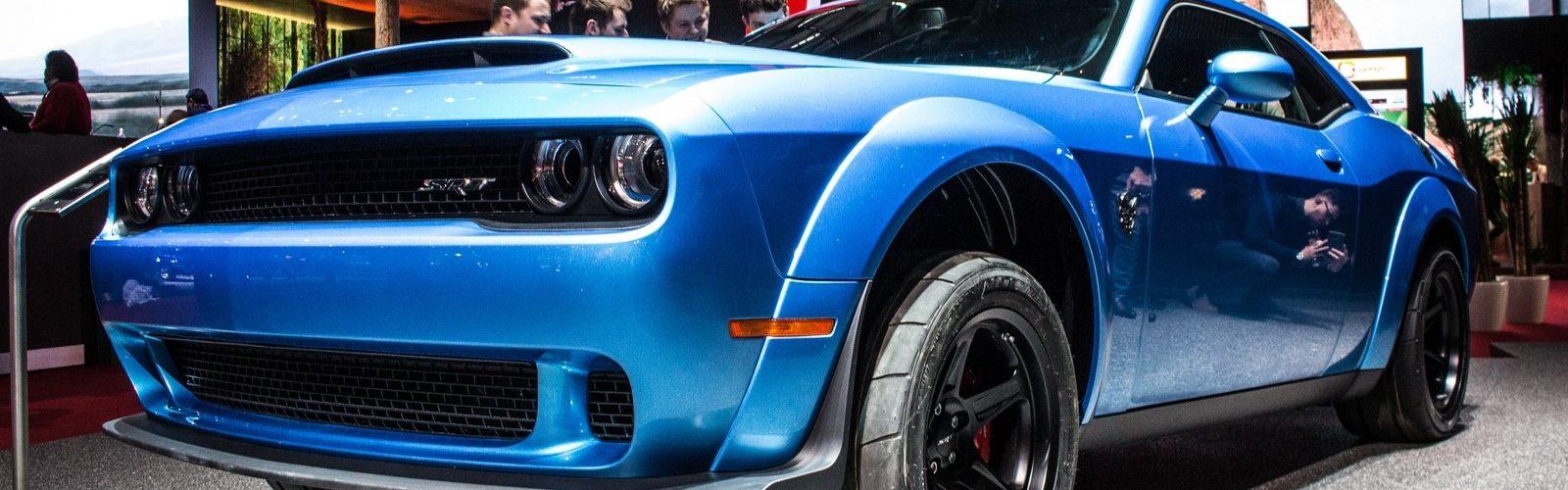 Geneve 2018 Dodge LeNouvelAutomobiliste