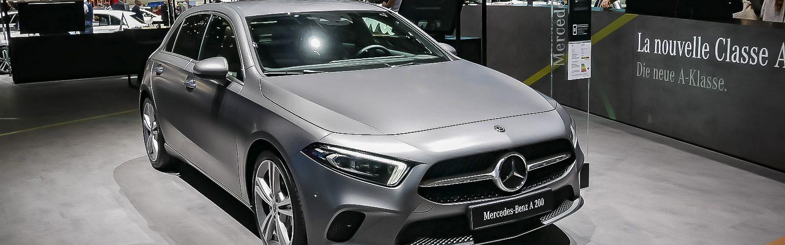 Geneve 2018 Mercedes LeNouvelAutomobilisteG 29