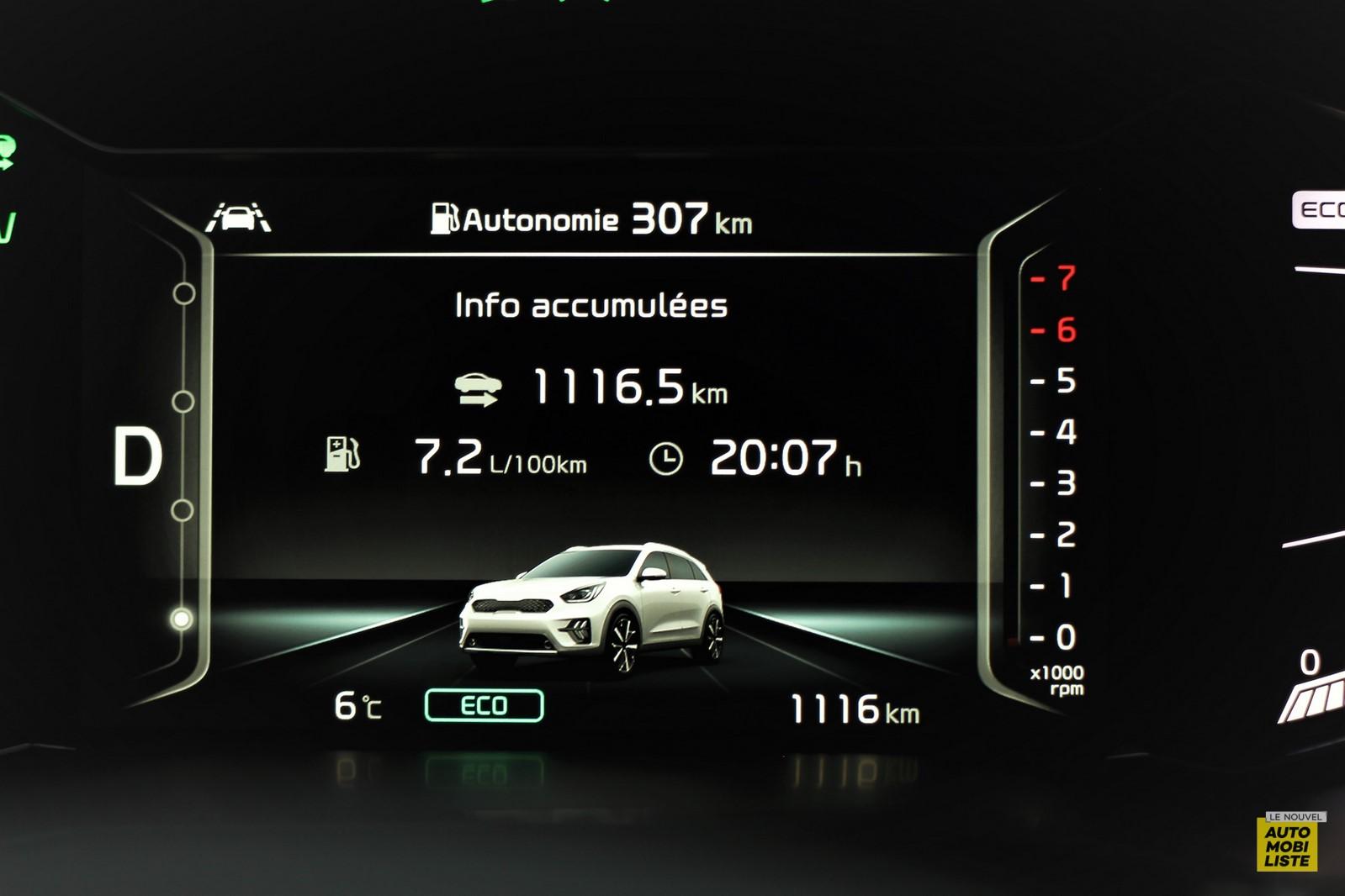 Kia Niro hybrid LNA Thibaut Dumoulin 11