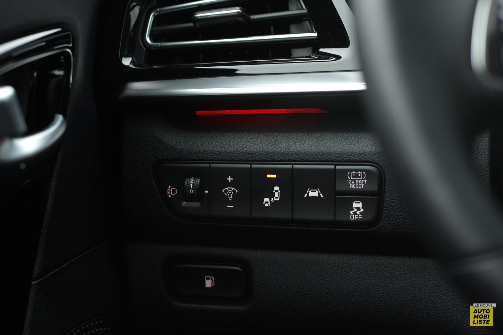 Kia Niro hybrid LNA Thibaut Dumoulin 38