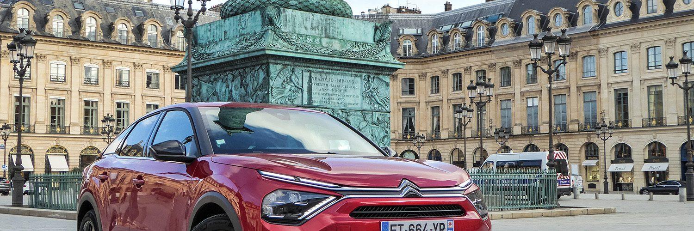 Citroën C4 Shine Pack Rouge Elixir PureTech 130 EAT8