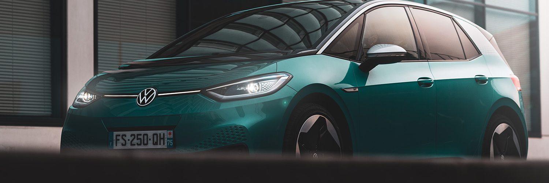 Essai VW ID.3 1st Max 58kWh 204ch face avant 5