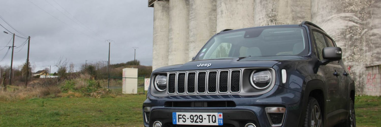 Essai Jeep Renegade 4xe Titre