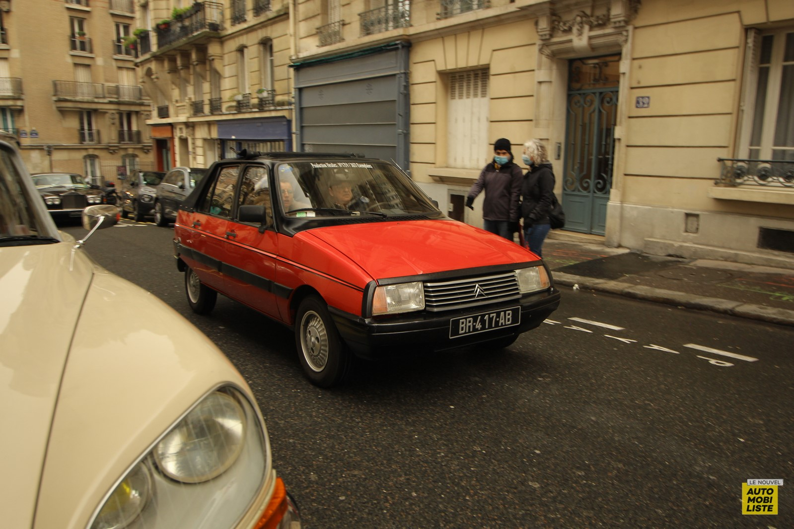 Traversee de Paris LNA Thibaut Dumoulin 14