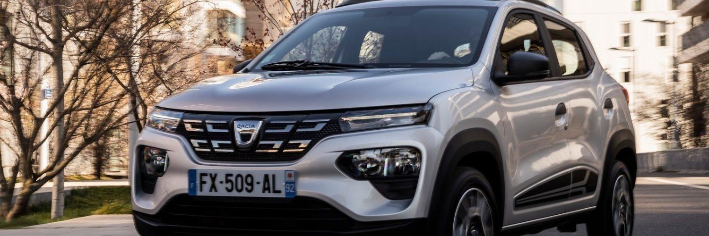 Dacia Spring 2021 interview