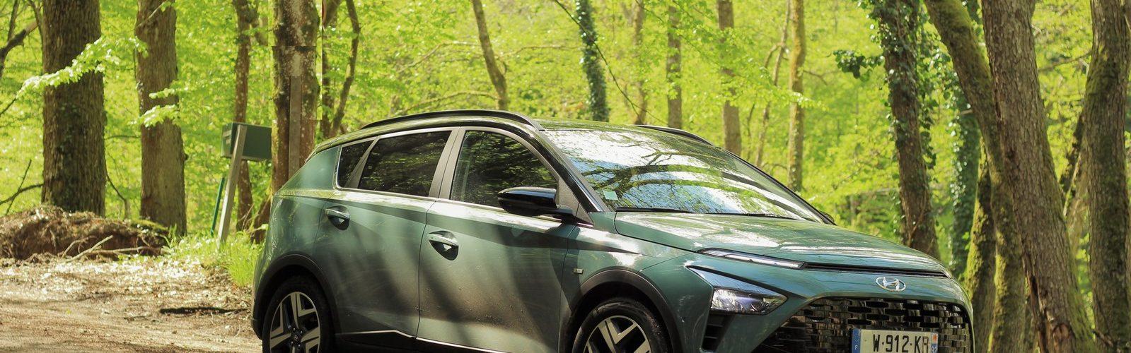 Essai Hyundai Bayon Le Nouvel Automobiliste 53