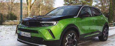 Essai Opel MokkaE LeNouvelAutomobiliste 1 2