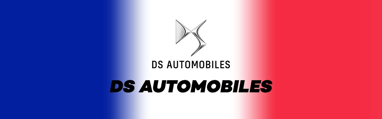 DS Automobiles logo marque