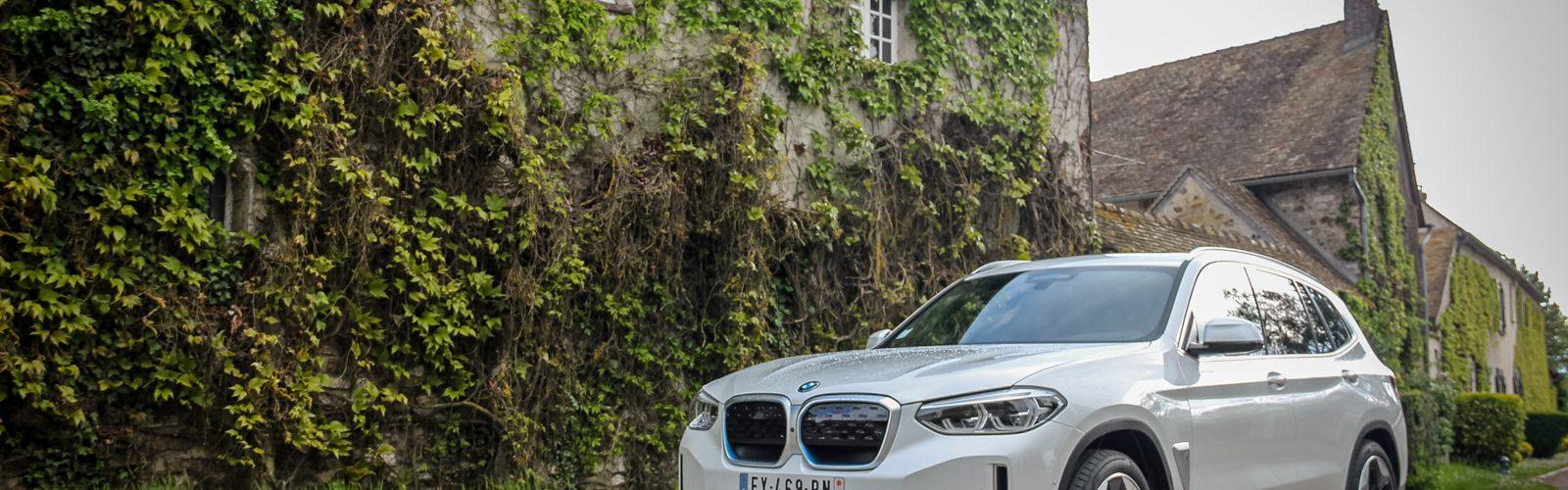 Essai BMW iX3 Titre