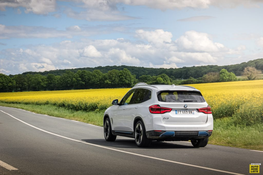 Essai BMW iX3 24