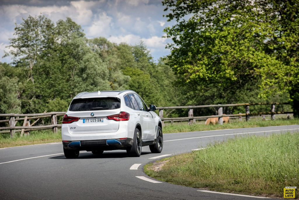 Essai BMW iX3 30
