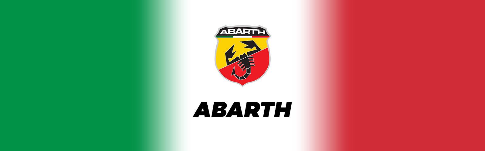 Abarth logo marque