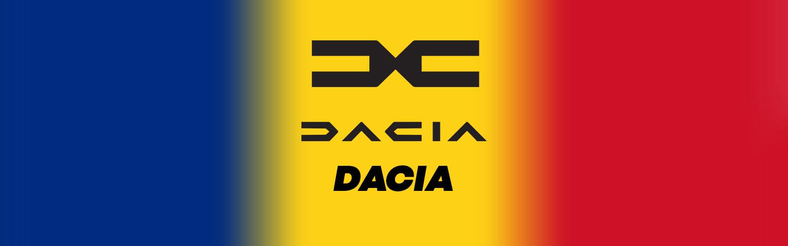 dacia logo marque