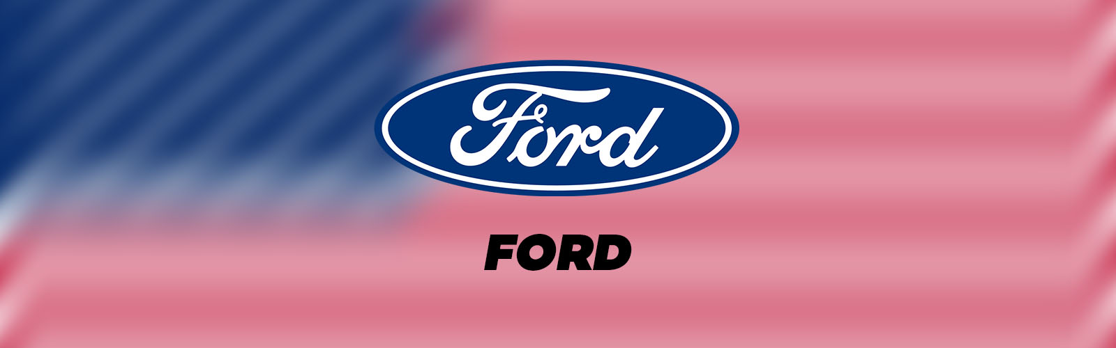 Ford logo marque