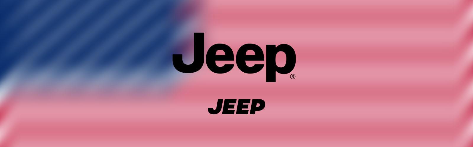 Jeep logo marque