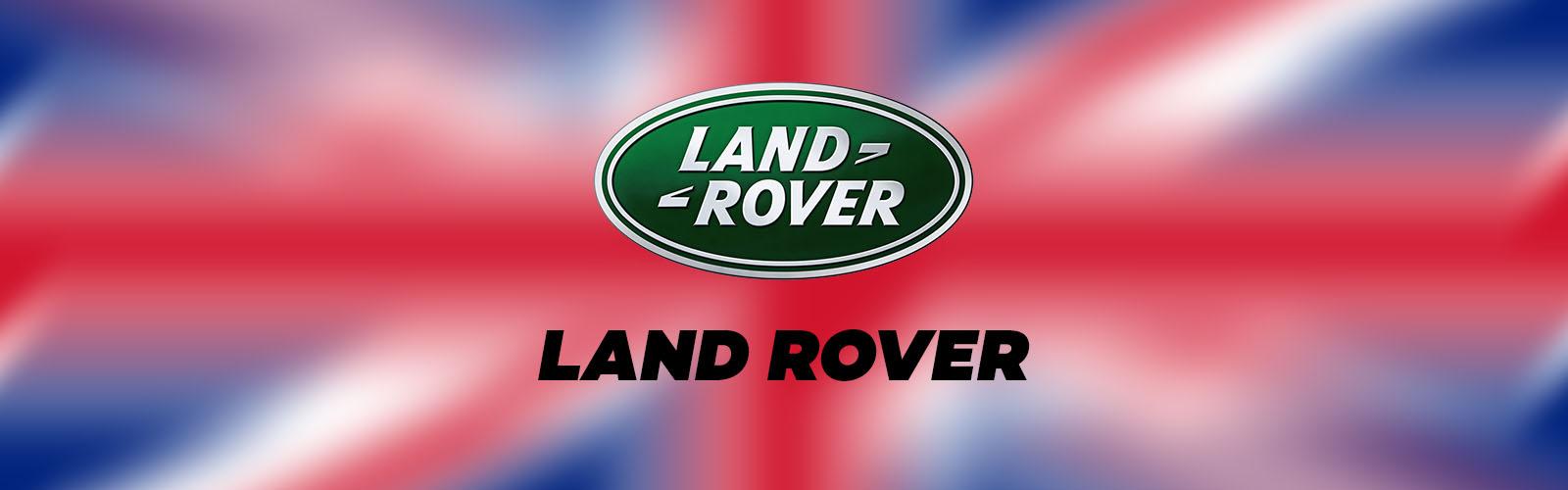 Land Rover logo marque