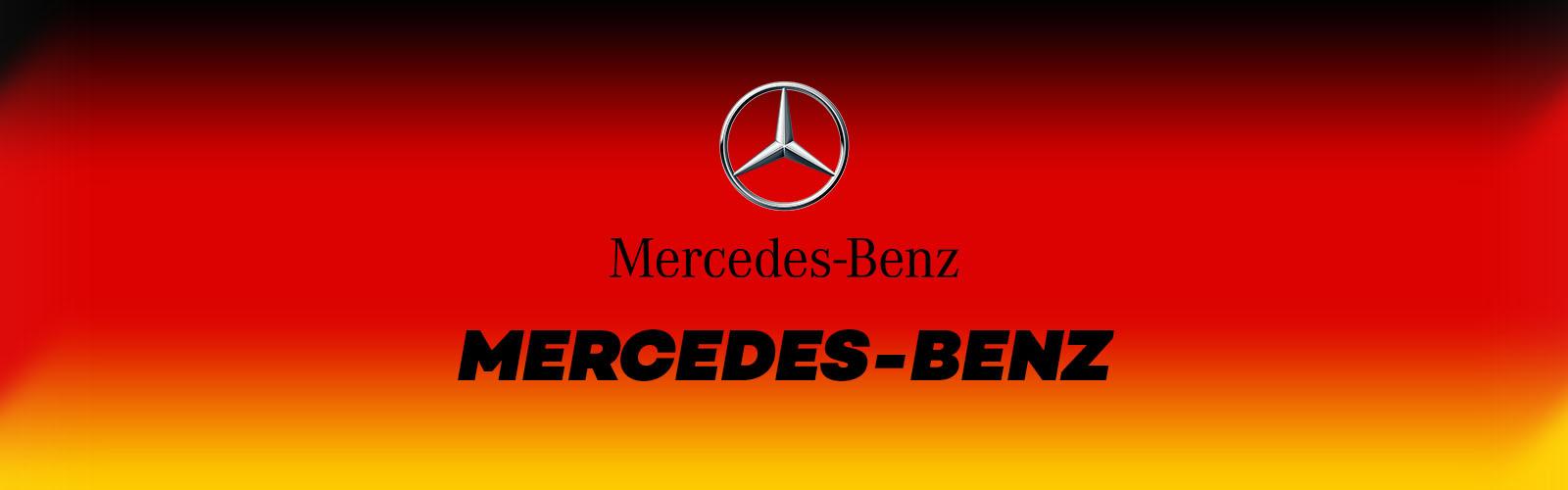 mercedes-benz logo marque
