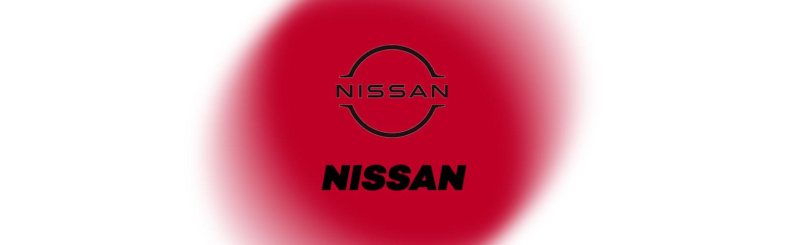 Nissan logo marque