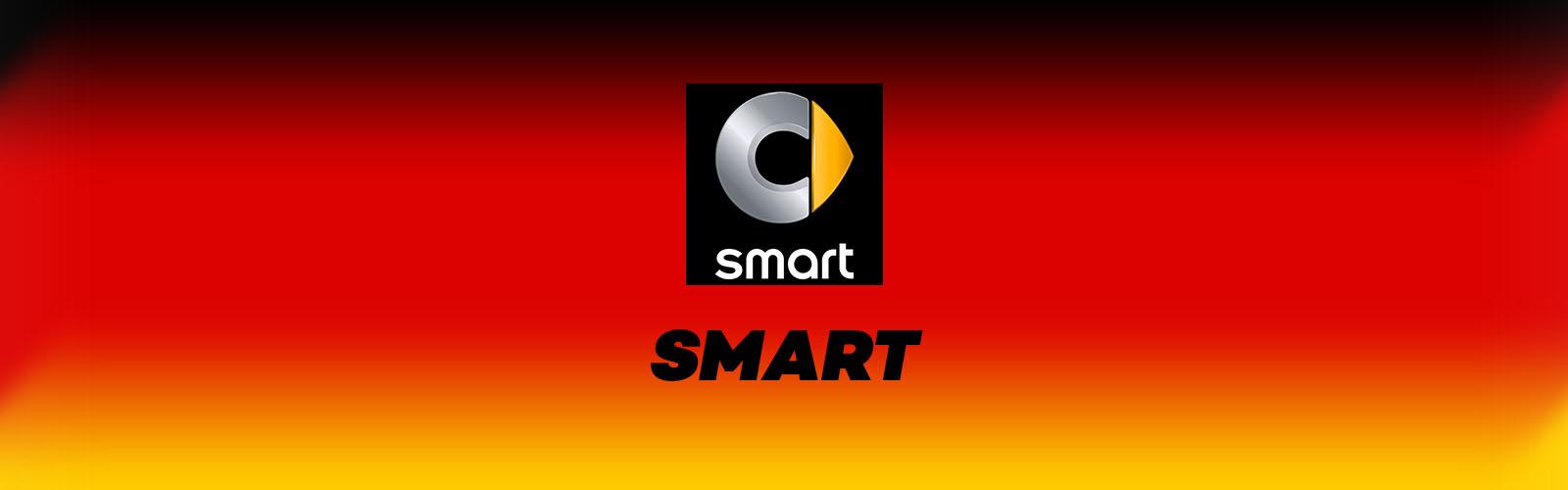 smart logo marque